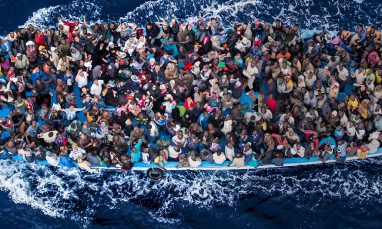 Γερμανία: Να στέλνονται στη βόρεια Αφρική οι πρόσφυγες που περισυλλέγονται στη Μεσόγειο