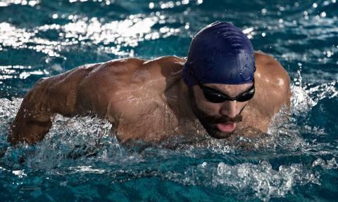 Τσαπατάκης: «Δεν είμαστε «λιγότερο», αλλά ίσοι με τους άλλους μεγάλους αθλητές» (photos)