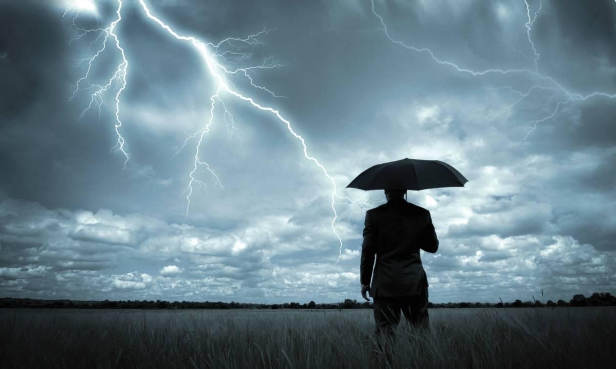 Η ΕΜΥ προειδοποιεί – Σε λίγες ώρες θα «χτυπήσουν» ακραία καιρικά φαινόμενα
