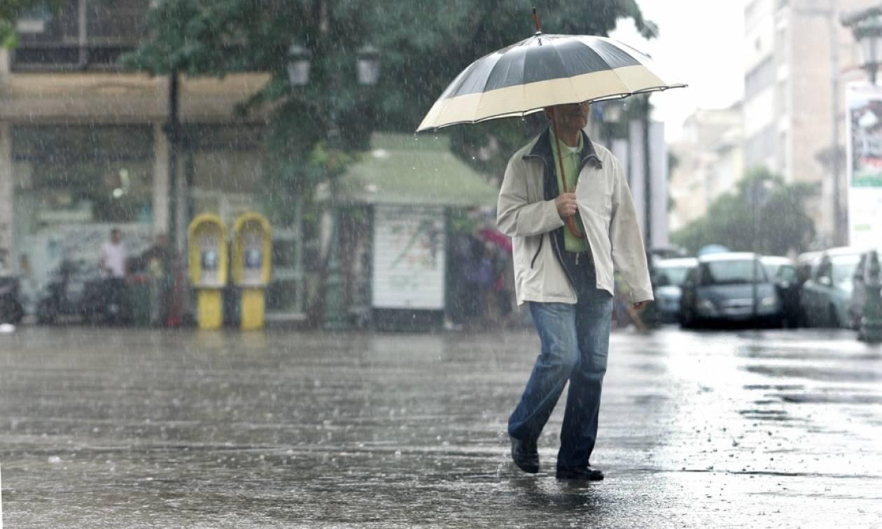 Καιρός: Πότε θα βρέξει στην Αθήνα;