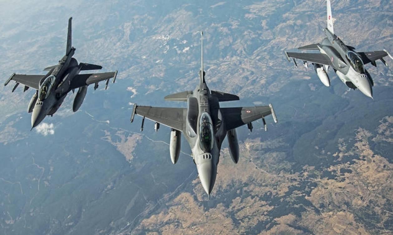 Συναγερμός στο Αιγαίο για νέες παραβιάσεις από τουρκικά μαχητικά
