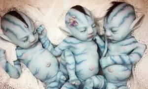 Χαριτωμένα ή ανατριχιαστικά; Τα μωρά Avatar έχουν τρελάνει το διαδίκτυο (video)