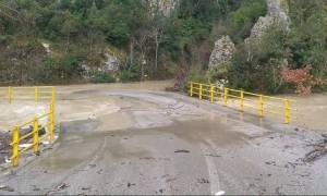 Κακοκαιρία - Λαμία: Εικόνες καταστροφής άφησαν πίσω τους οι ισχυροί άνεμοι (photo-video)