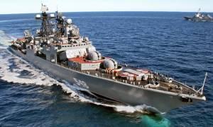 Ένταση στη Μεσόγειο: Ρωσικά πολεμικά πλοία «κυνήγησαν» υποβρύχιο του ΝΑΤΟ