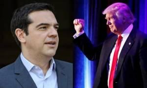 Αμερικανικές Εκλογές 2016: Ηχηρό μήνυμα Τραμπ στον Αλέξη Τσίπρα