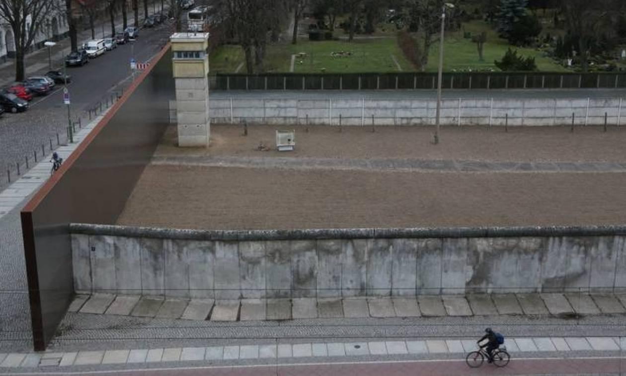 Πτώση τείχους του Βερολίνου: Ένας Έλληνας θυμάται... 27 χρόνια μετά