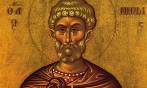 Συγκλονιστικά θαύματα του Αγίου Μηνά