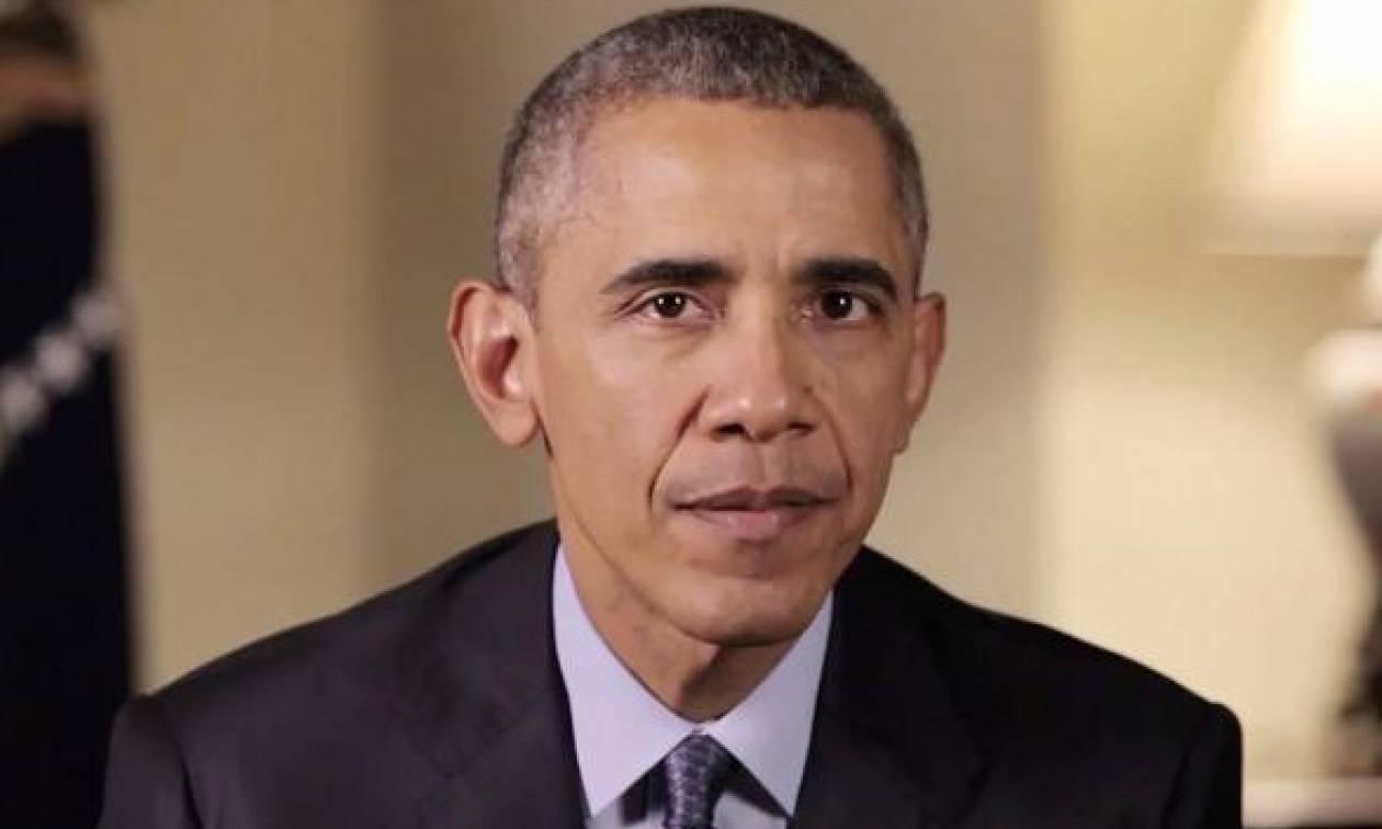 Обама выступит сречью одемократии наафинском Акрополе