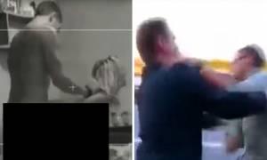 Ακατάλληλο βίντεο: Έκανε άγριο σεξ με τον εραστή της ώσπου μπήκε στη μέση ο κερατάς και...