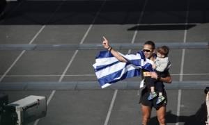 Μαραθώνιος Αθήνας 2016 - LIVE: Ο Μερούσης ο πρώτος Έλληνας που μπήκε στο Καλλιμάρμαρο!