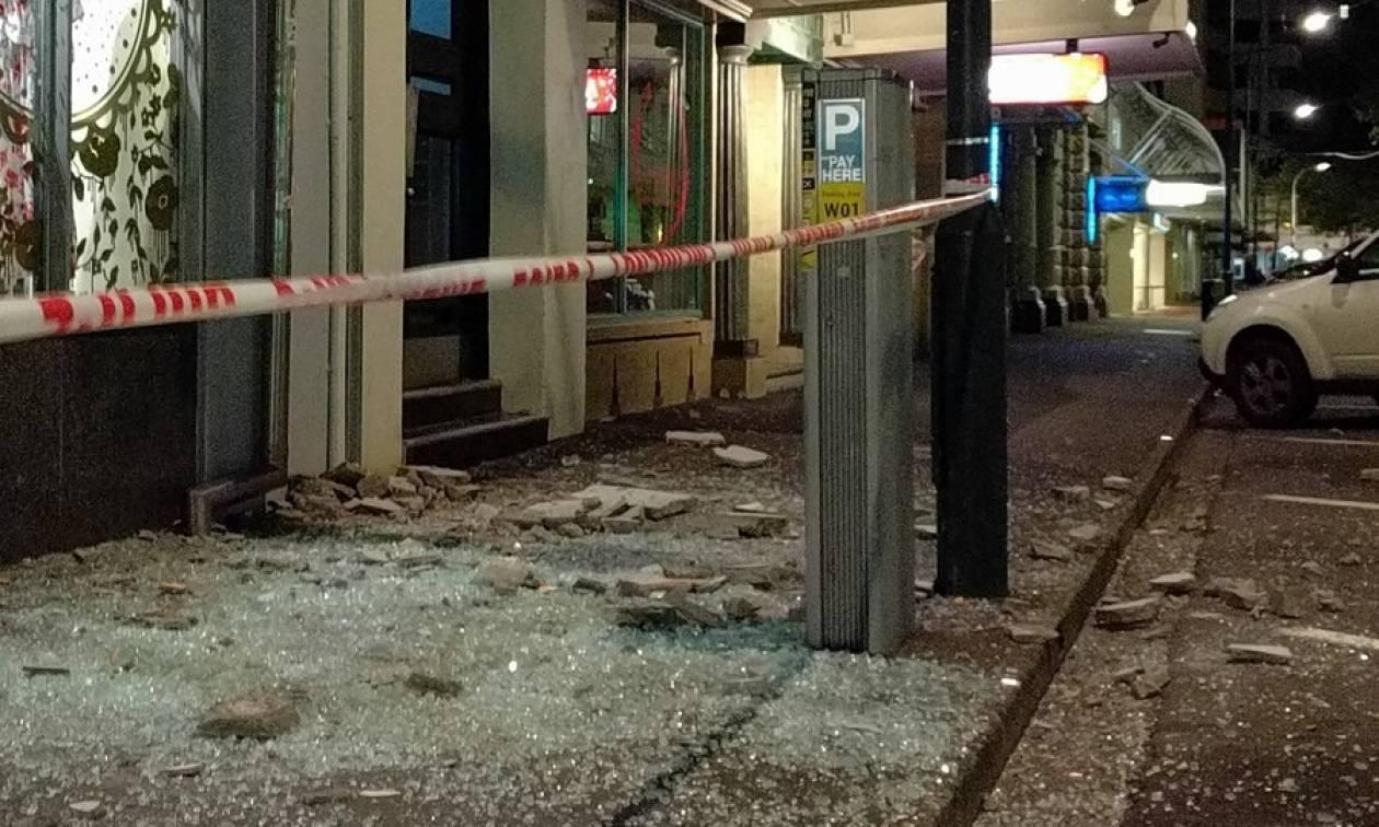 Σεισμός Νέα Ζηλανδία: Δύο νεκροί από τα 7,9 Ρίχτερ (vid + pics)