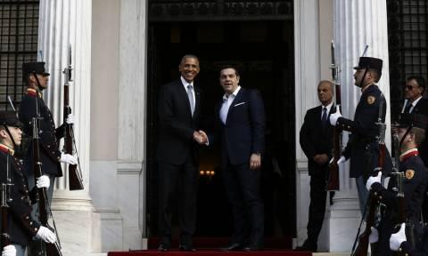 Ο Ομπάμα στην Αθήνα - Live Blog: «Μαστίγιο και καρότο» για μεταρρυθμίσεις και χρέος