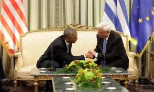 Επίσκεψη Ομπάμα στην Αθήνα: Ο Πρόεδρος των ΗΠΑ μπέρδεψε το Προεδρικό Μέγαρο με το Λευκό Οίκο! (vid)