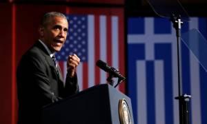 Επίσκεψη Ομπάμα: Με Ελευθερία Αρβανιτάκη έκλεισε η ομιλία του Προέδρου των ΗΠΑ! (vid)