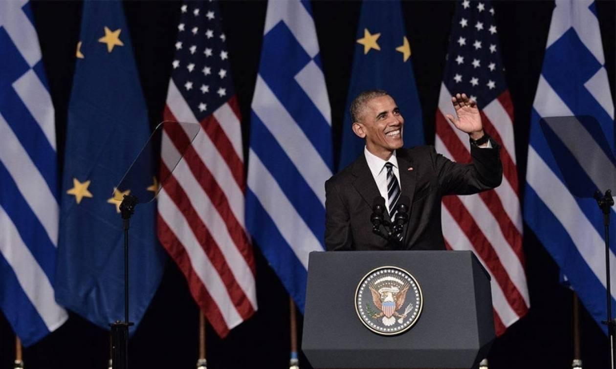 Обама: Демократическое общество сильнее терроризма иабсолютизма