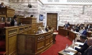 Υπερψηφίστηκε ο προϋπολογισμός της Βουλής για το 2017