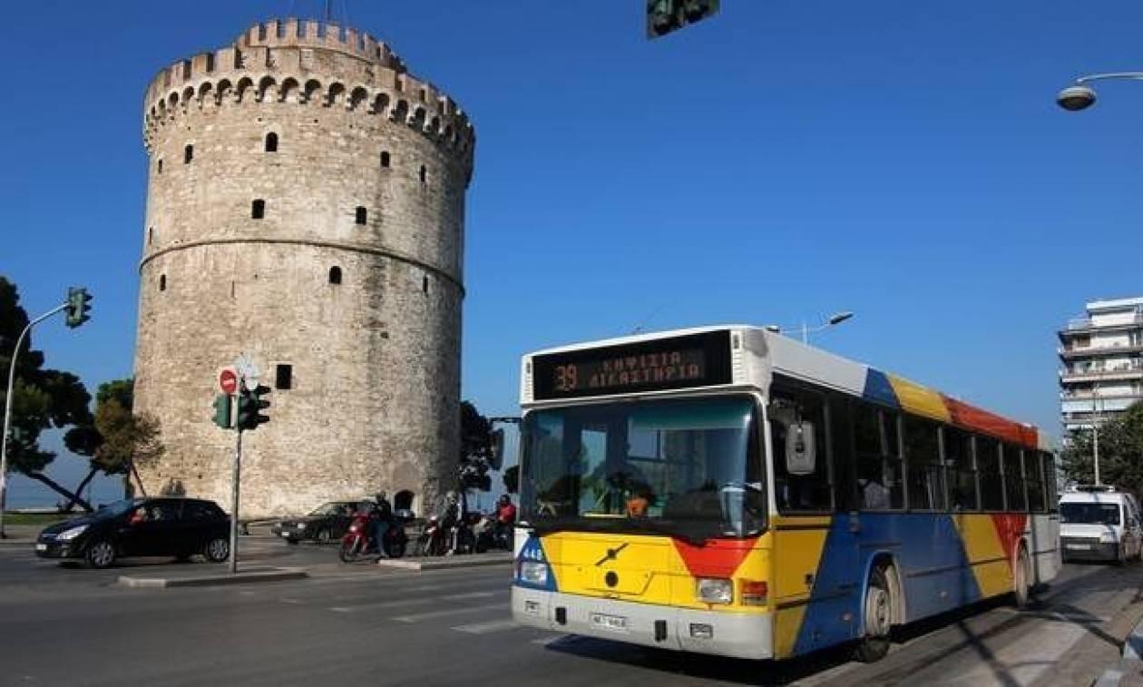 Θεσσαλονίκη: Κανονικά κυκλοφορούν τα λεωφορεία του ΟΑΣΘ
