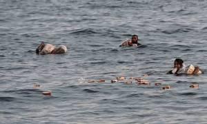 Νεά τραγωδία στην Μεσόγειο: Ναυάγιο πλοίου γεμάτο πρόσφυγες