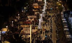 Επεισόδια Πολυτεχνείο: Αποδοκίμασαν το μπλοκ του ΣΥΡΙΖΑ στην αμερικανική πρεσβεία