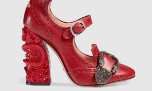 Η νέα shoe collection του οίκου Gucci θα κάνει θραύση στον κόσμο της μόδας