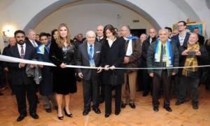 Έκθεση Μίνας Παπαθεοδώρου Βαλυράκη: «ART IN MOVEMENT»