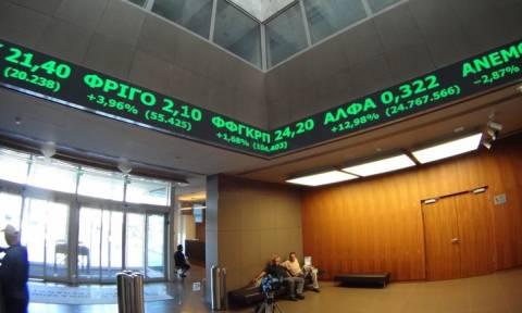 Χρηματιστήριο: Οι προσδοκίες στηρίζουν την ελληνική αγορά