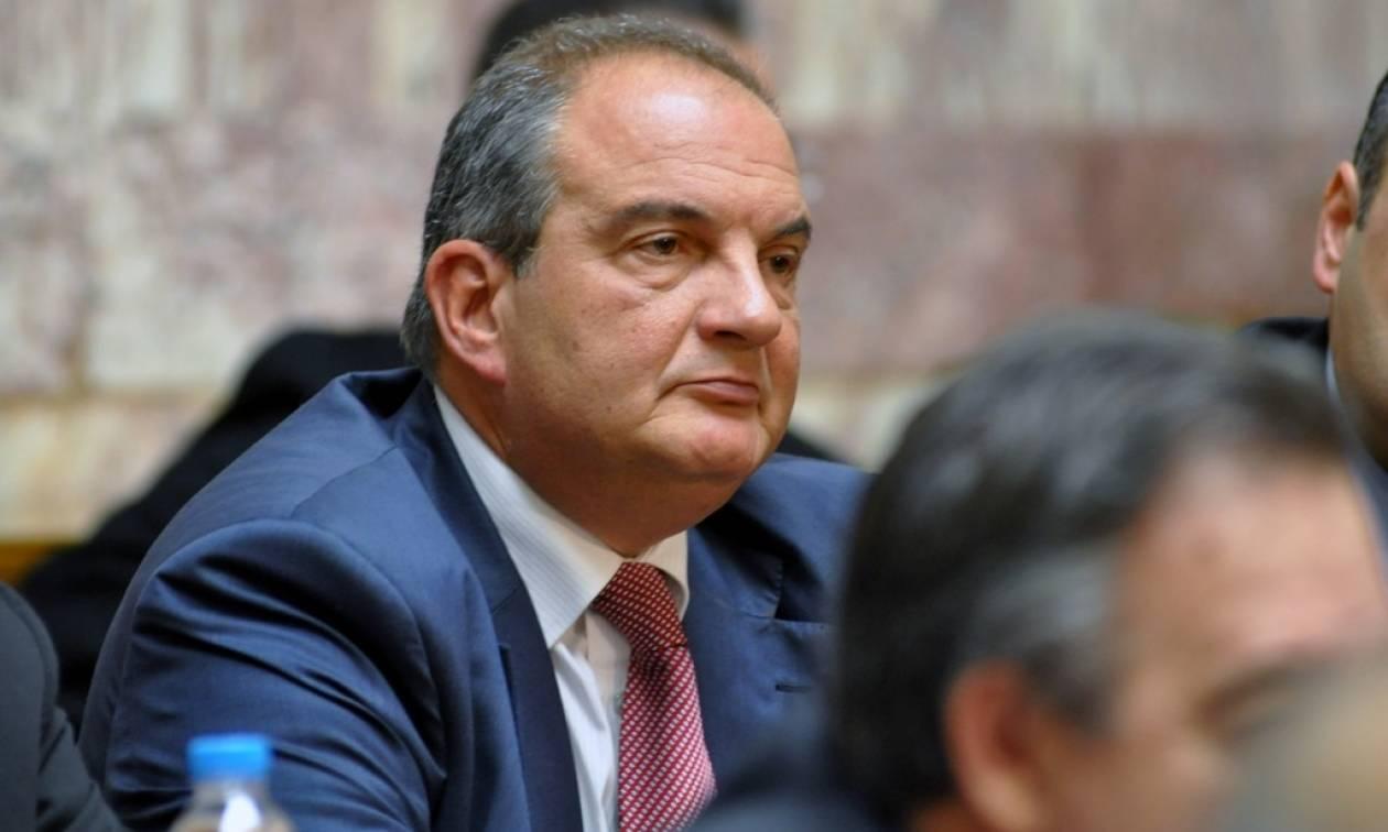 Κωστής Στεφανόπουλος: Τι έγραψε ο Κώστας Καραμανλής στο συλλυπητήριο μήνυμά του