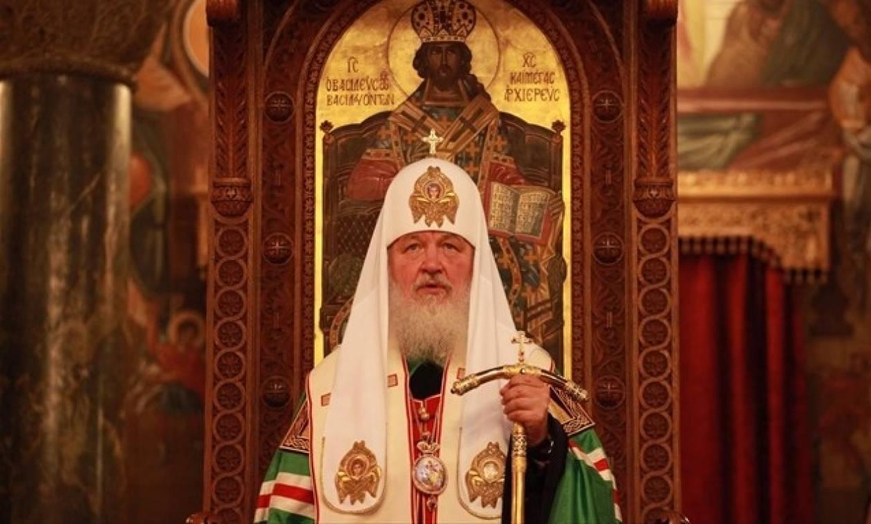 Παρέμβαση του Ρώσου Πατριάρχη Κύριλλου στην πολιτική και Ορθόδοξη σκηνή