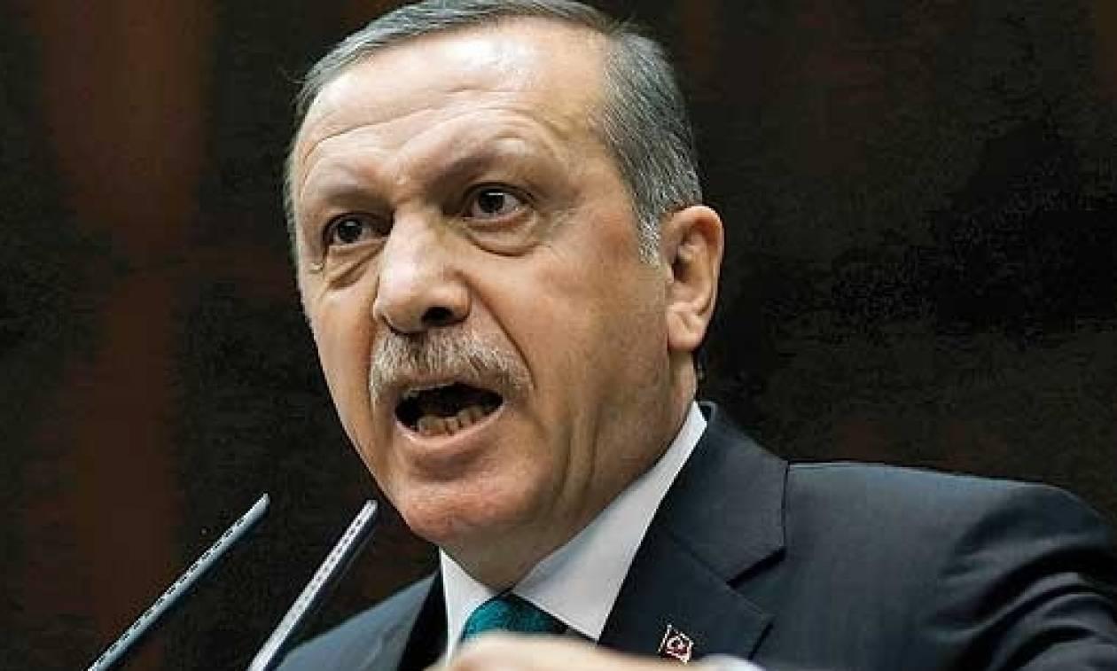 Πολεμική ρητορική Ερντογάν: Ζητά επαναδιαπραγμάτευση της Συνθήκης της Λωζάνης