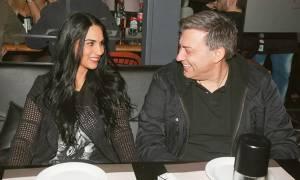 Νίκος Μακρόπουλος-Γιούλη Τάσιου: Ερωτευμένοι αλλά… χωριστά στις πίστες