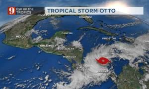 Παναμάς: Τρεις νεκροί από τη σφοδρή καταιγίδα Ότο (pics)