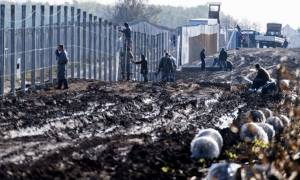 Νέο «έξυπνο» φράχτη κατασκεύασε η Ουγγαρία στα σύνορα με τη Σερβία
