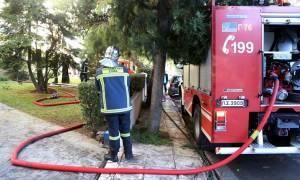 Συναγερμός στη Λάρισα: Φωτιά σε διαμέρισμα - Σε σοβαρή κατάσταση μικρό παιδί (pics)