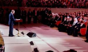 Συνάντηση του Πατριάρχη Αλεξανδρείας με τον Βλαντιμίρ Πούτιν (pics)