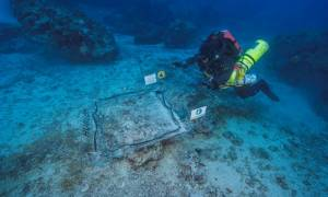 Καθοριστική η συμβολή της τεχνολογίας στην ενάλια έρευνα στο Ναυάγιο των Αντικυθήρων