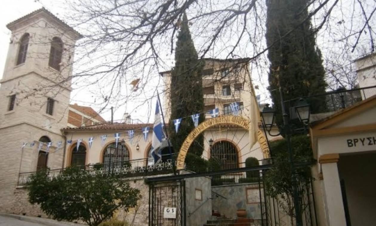 Ο Ναός Αγίων Αναργύρων Κοζάνης τιμά την εορτή του Αγ. Στυλιανού