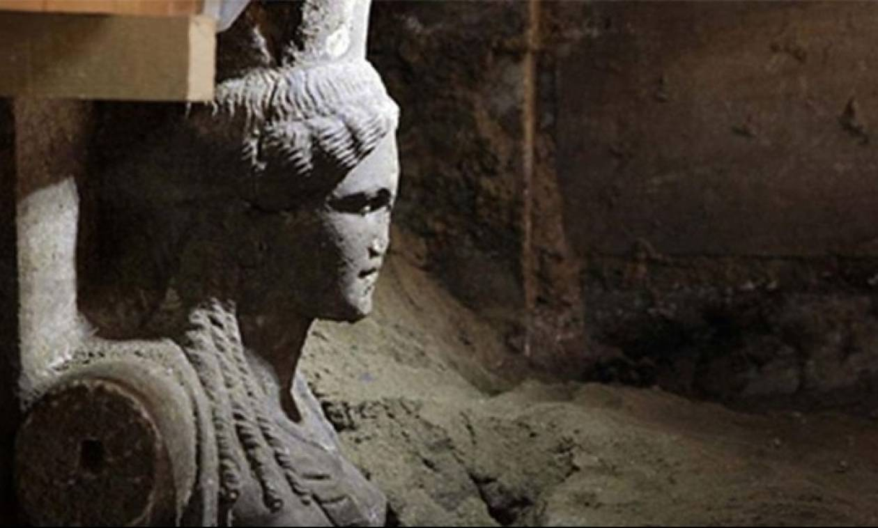 Αποκάλυψη – «βόμβα» για την Αμφίπολη: Εντόπισαν και δεύτερο μνημείο στο λόφο Καστά