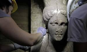 Αμφίπολη: Δείτε τι βρήκαν οι αρχαιολόγοι!