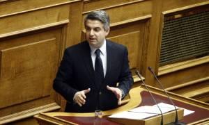 Κωνσταντινόπουλος: Η κυβέρνηση υπονομεύει την επένδυση στο Ελληνικό