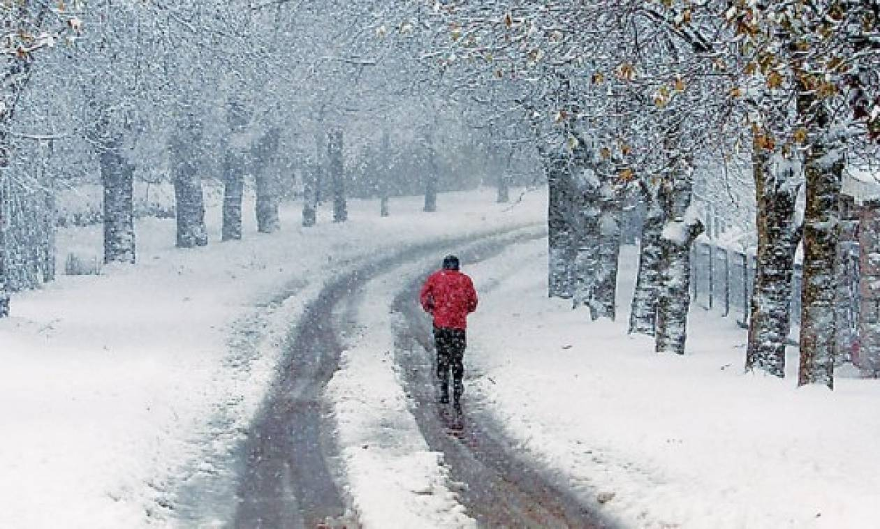 Καιρός: Έκτακτο δελτίο από την ΕΜΥ - Έρχονται πολύ ακραία φαινόμενα με ισχυρές καταιγίδες και χιόνια