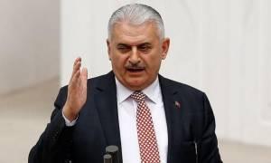 Μπιναλί Γιλντιρίμ: Δεν τίθεται θέμα πρόωρων εκλογών στην Τουρκία