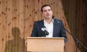 Τσίπρας από την Κομοτηνή: Δεν θα κάνουμε πίσω από τη Συνθήκη της Λωζάνης