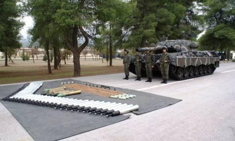 Εκδήλωση για τη Συμπλήρωση 70 Ετών του Όπλου του ιππικού-τεθωρακισμένων (pics)