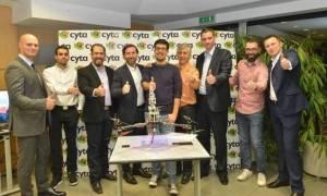 Αυτό είναι το Κυπριακό drone που μπορεί να πάει στο διάστημα - Βραβείο και από τη ΝΑSA!