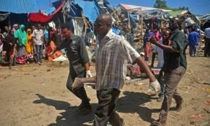 Σομαλία: Τουλάχιστον δέκα νεκροί από έκρηξη παγιδευμένου οχήματος