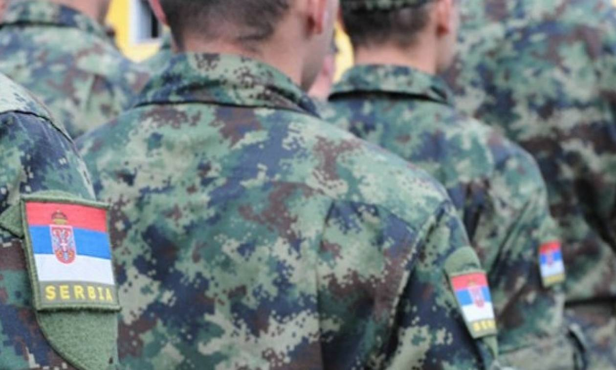 Σερβία: Στρατιώτες διαδήλωσαν διαμαρτυρόμενοι για τις συνθήκες εργασίας τους