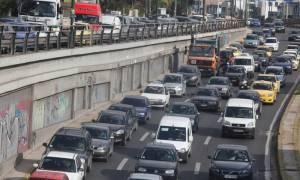 Κυκλοφοριακό χάος στην Αθήνα - Δείτε ποιους δρόμους να αποφύγετε