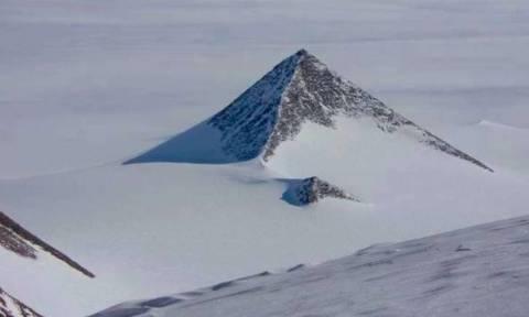 Πυραμίδα «μυστήριο» ξεσηκώνει τους συνομωσιολόγους (pics)