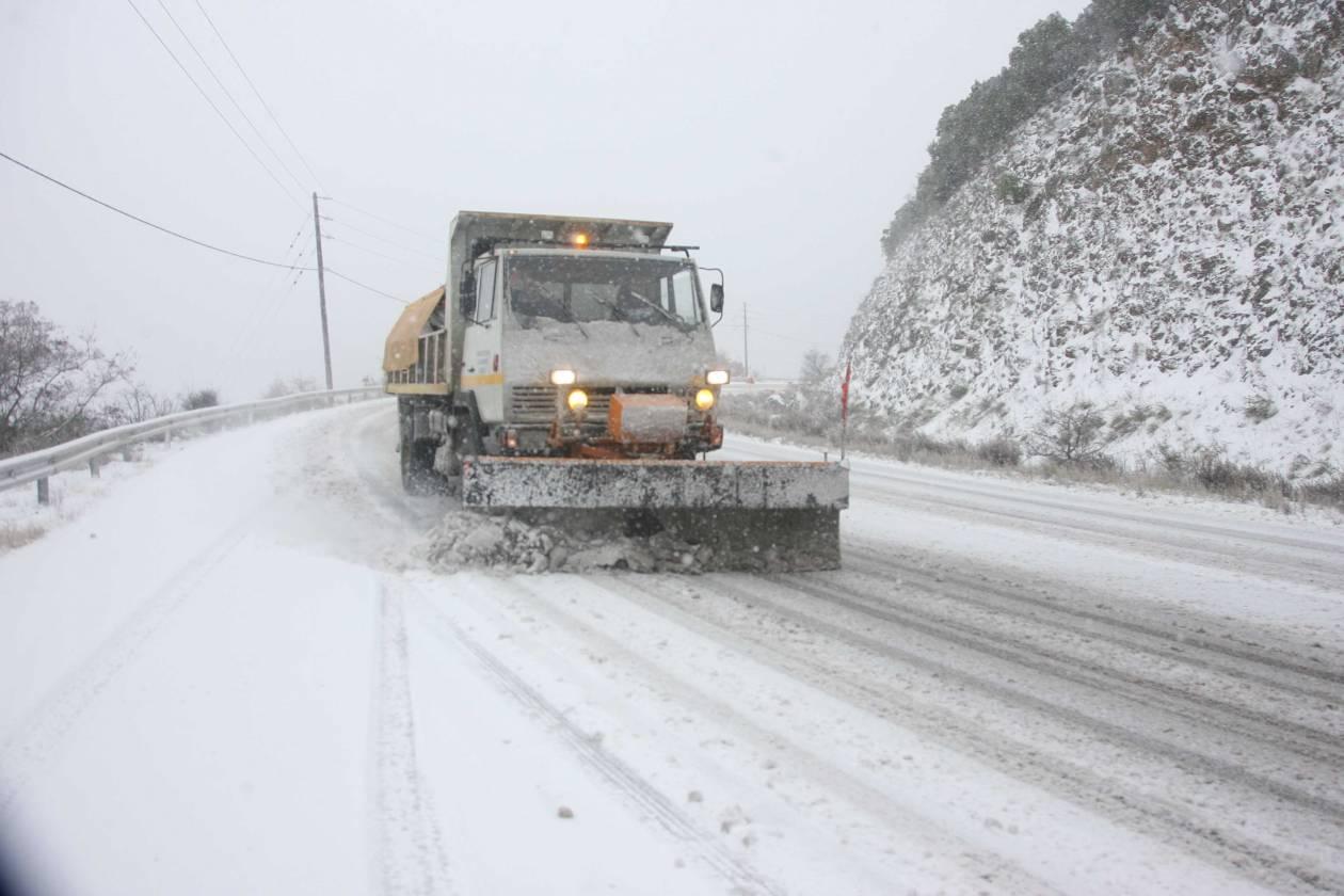 Καιρός: Ξεκίνησε η επέλαση του χιονιά - Σε ισχύ έκτακτο δελτίο από την ΕΜΥ - Χιόνια και στην Αττική