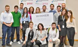 100 ταλαντούχοι νέοι επιβιβάστηκαν σε ένα μοναδικό επιχειρηματικό ταξίδι  με φόντο το Θερμαϊκό κόλπο